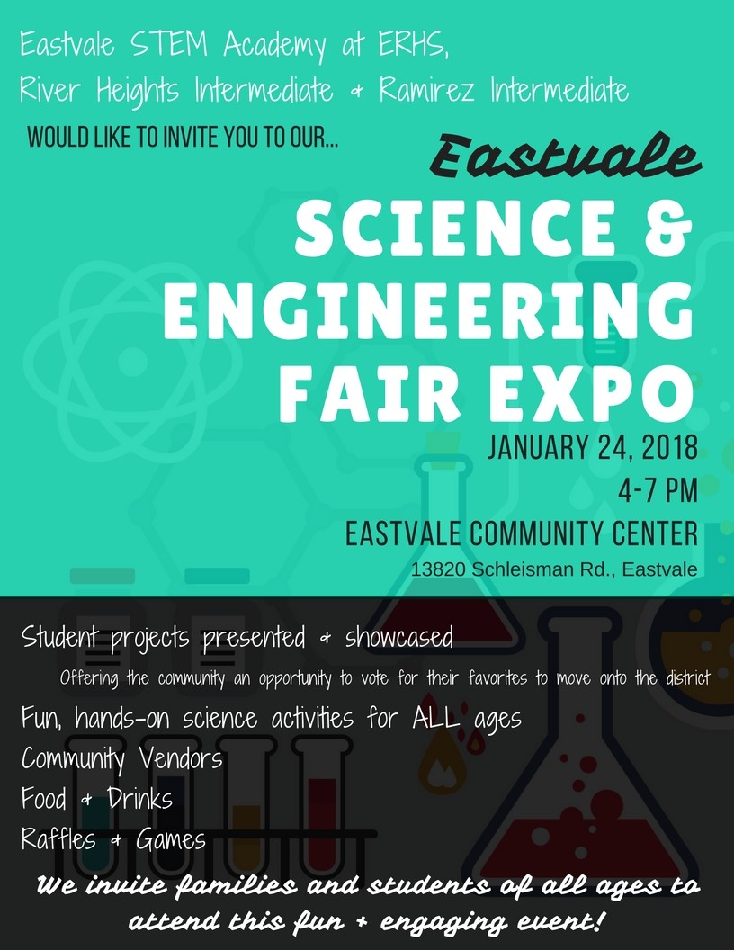 Science EXPO Flyer